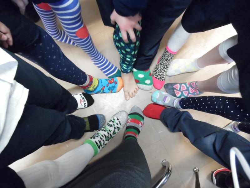Crazy Sock